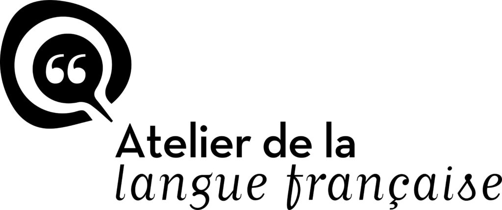 Logo Atelier de la langue française