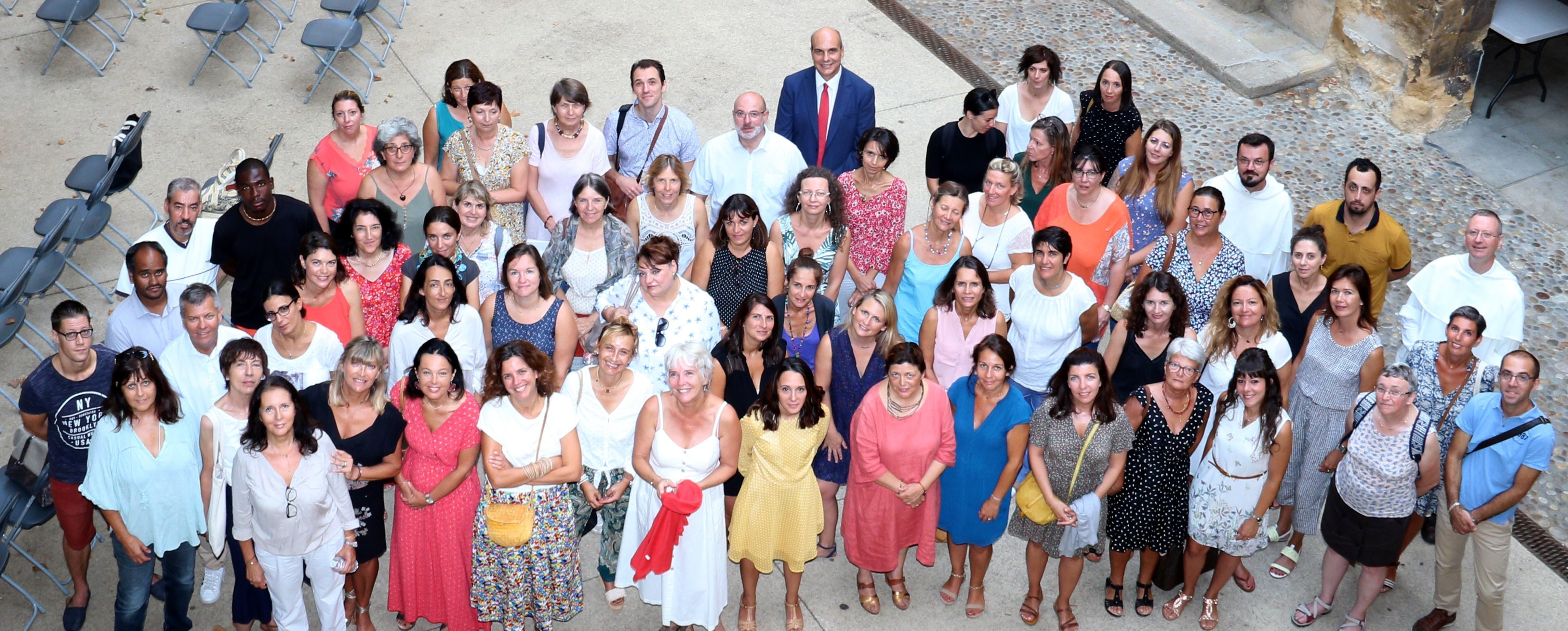 Equipe enseignante
