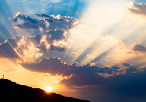 Lever de soleil pour édito newsletter